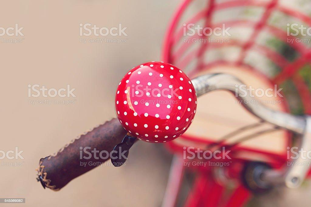 Bike Bell stock photo