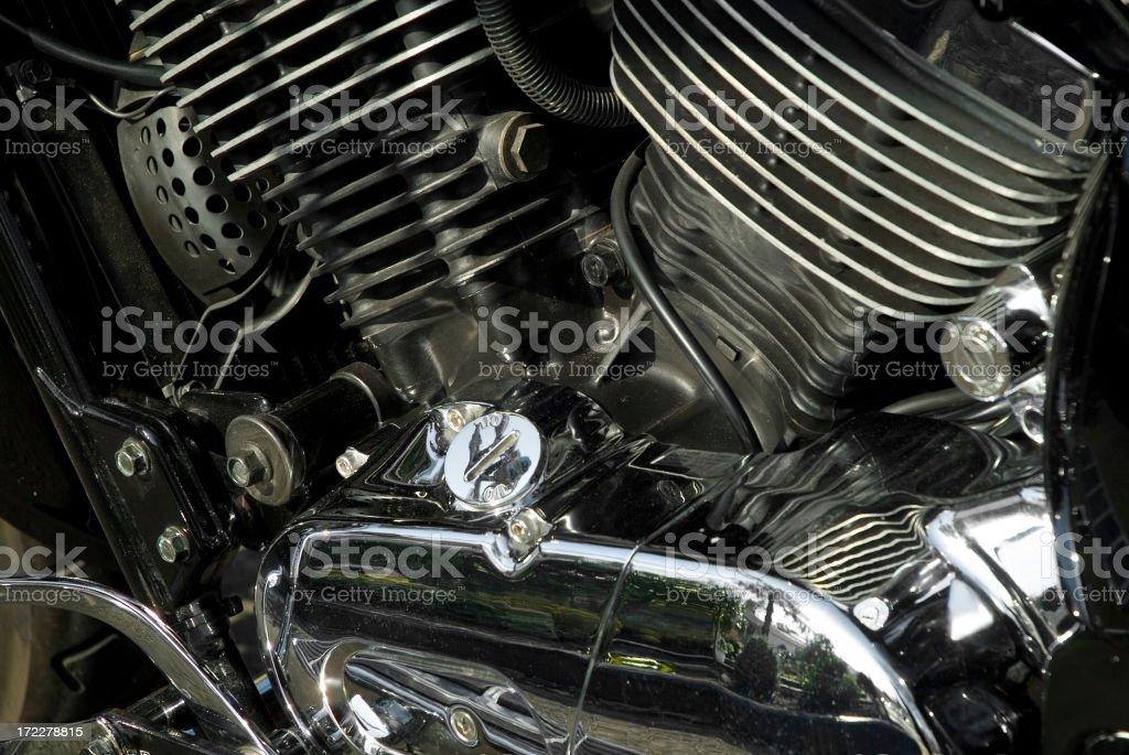 Bike Engine royalty-free stock photo