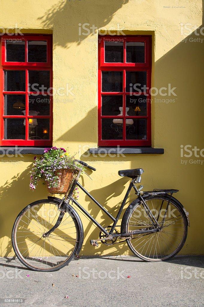 Bike, Ireland stock photo