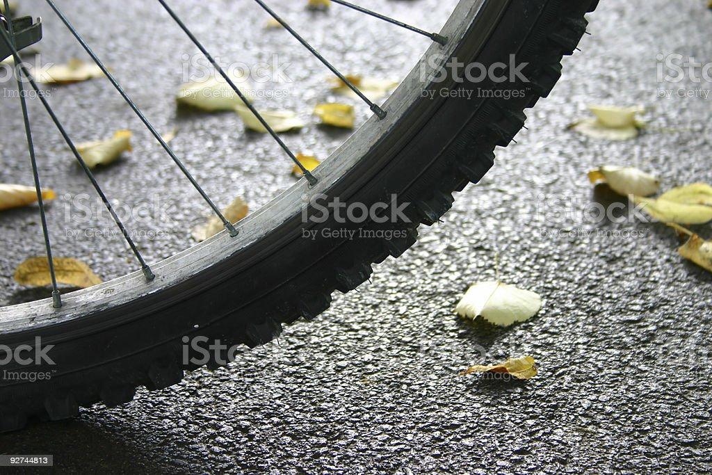 Bike royalty-free stock photo