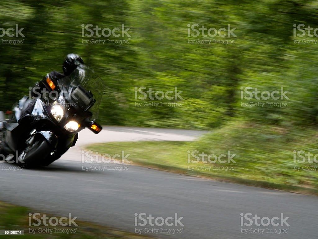 Bike  Racing royalty-free stock photo