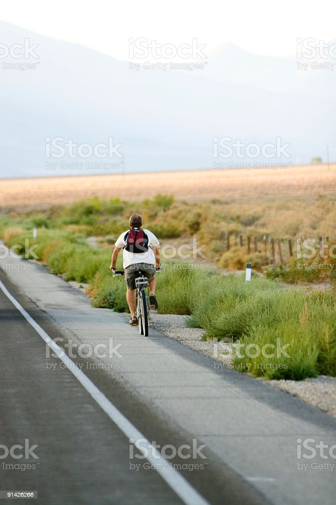 Bike Ride stock photo