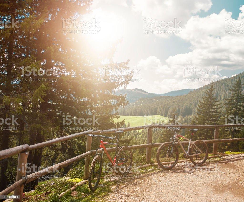 bike riding stock photo