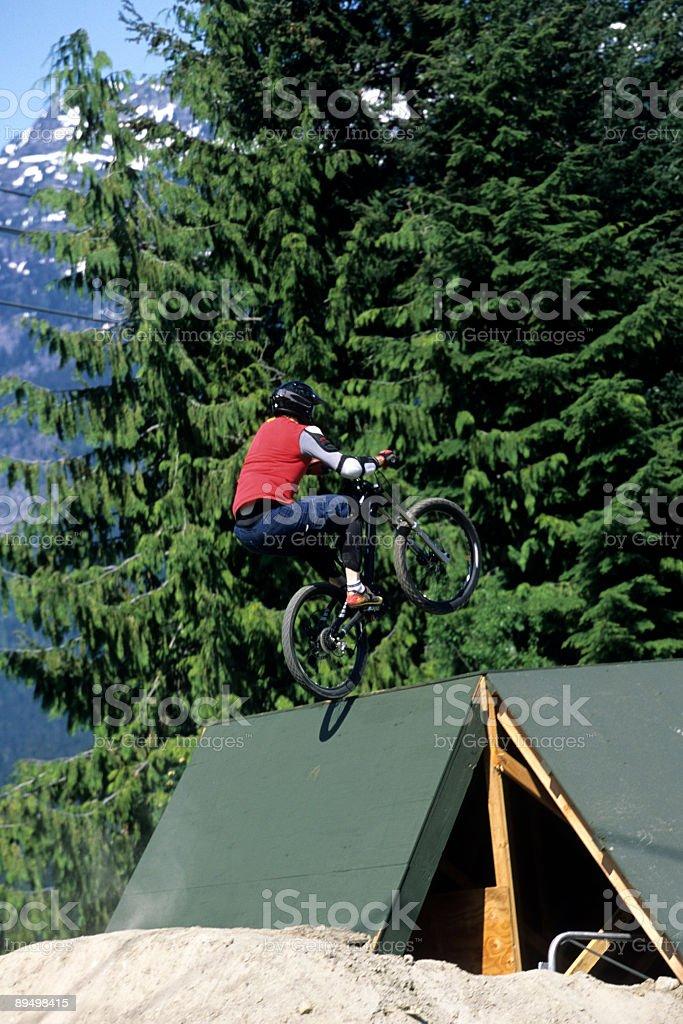 Bike time royalty-free stock photo