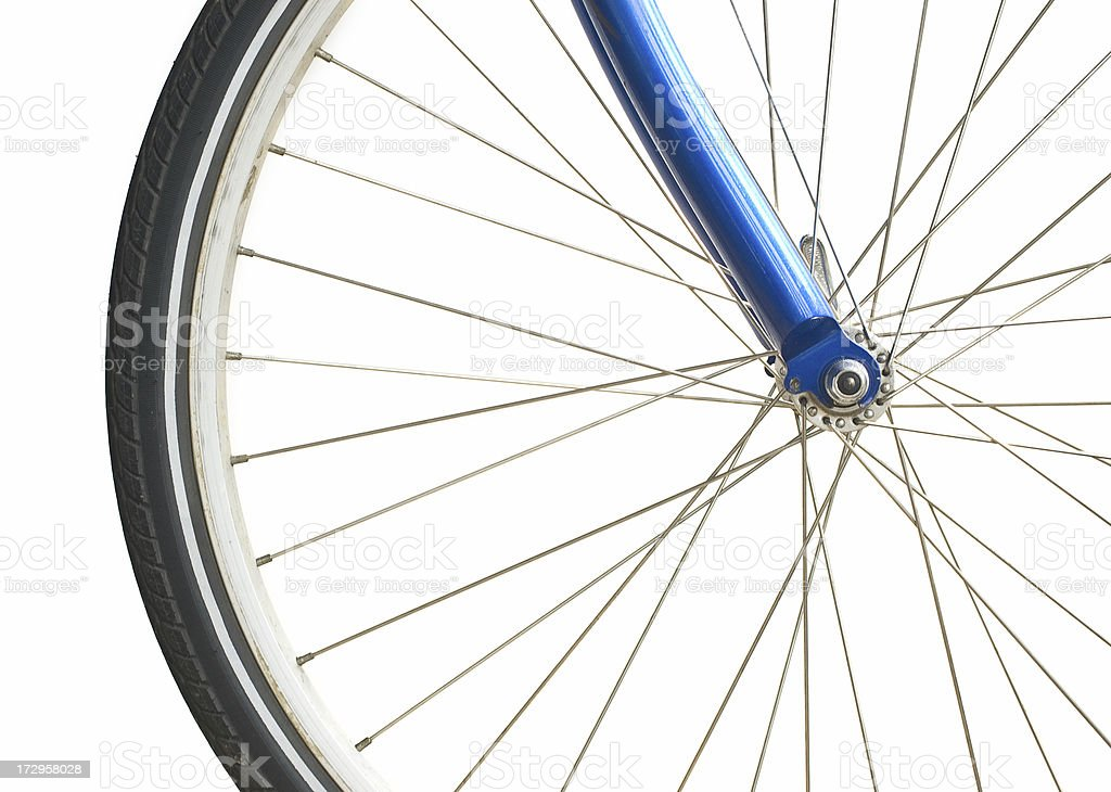 bike tire royalty-free stock photo