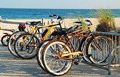 Bike Transportation, The Hamprtons