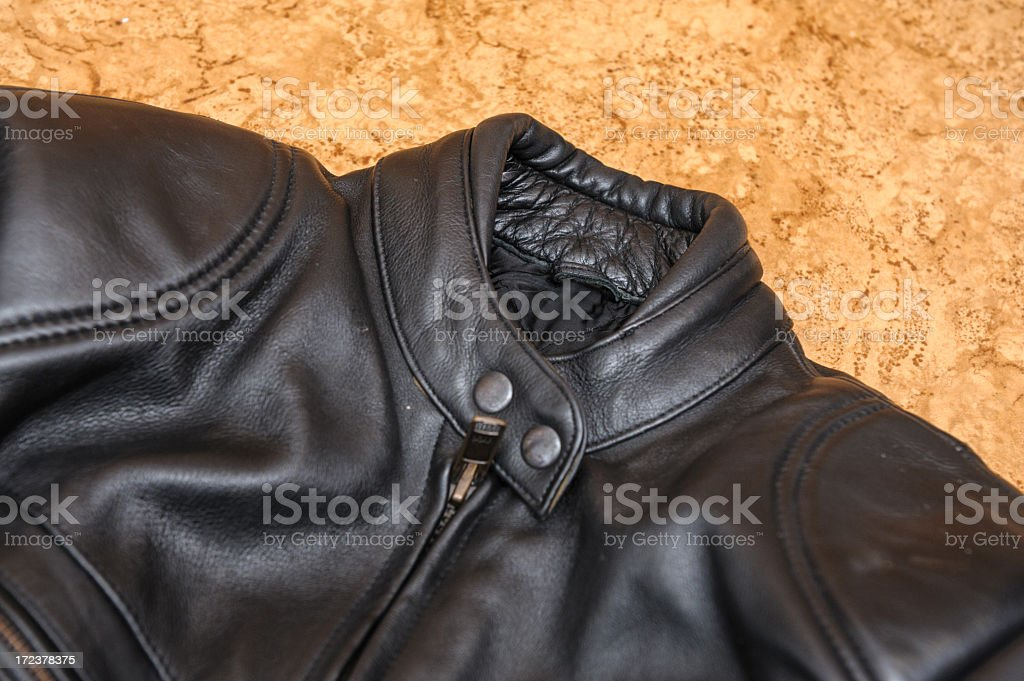 Biker Jacket stock photo