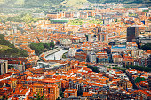 Bilbao - Aerial view