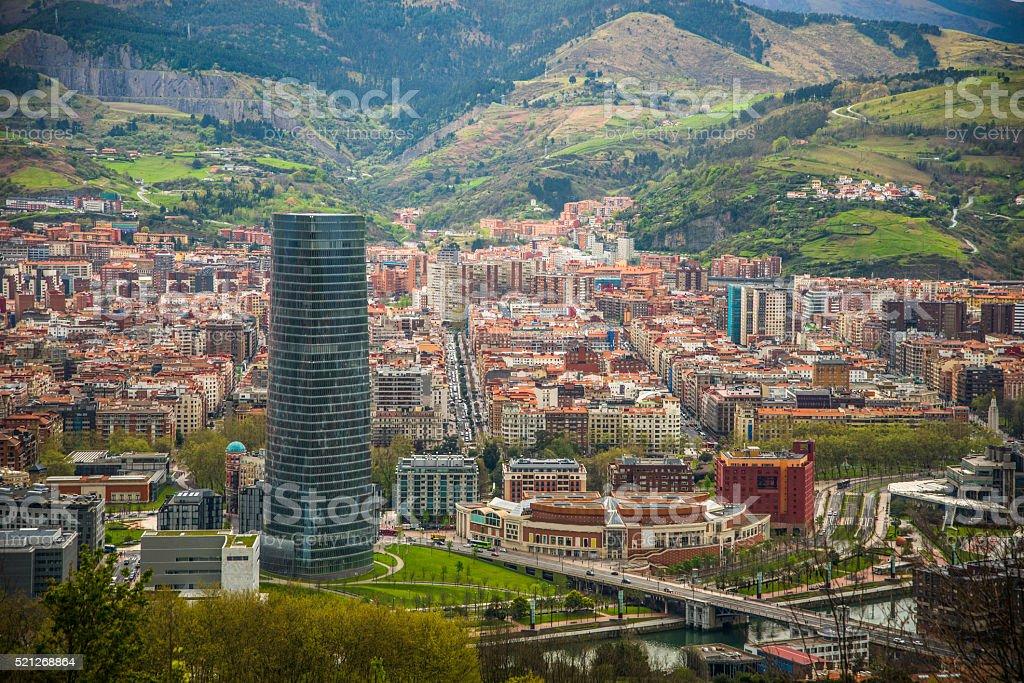 Bilbao, Spain stock photo