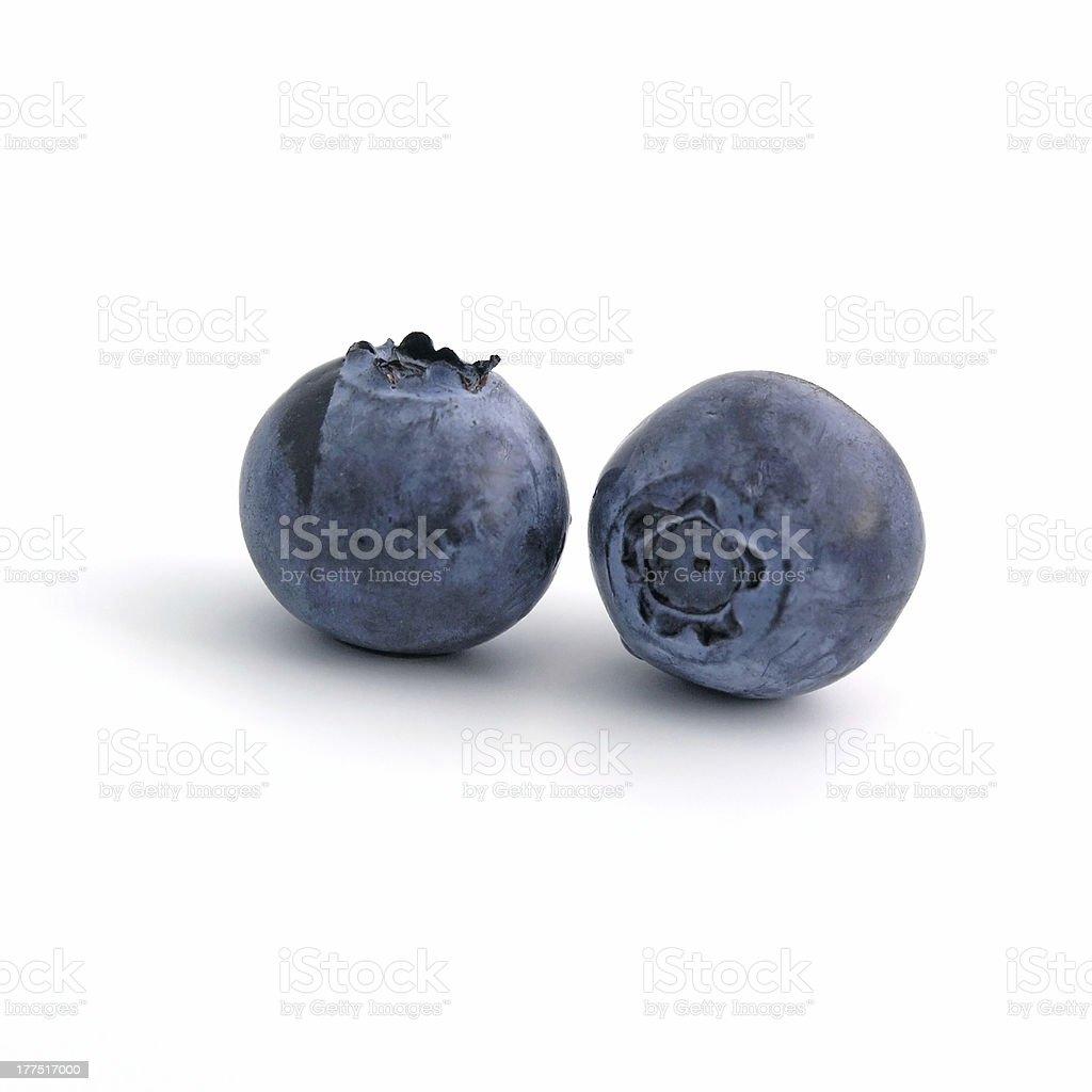 bilberry royalty-free stock photo