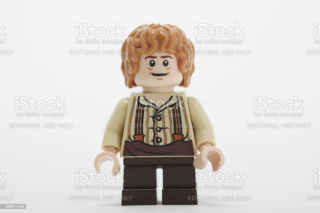 Bilbo Baggins stock photo