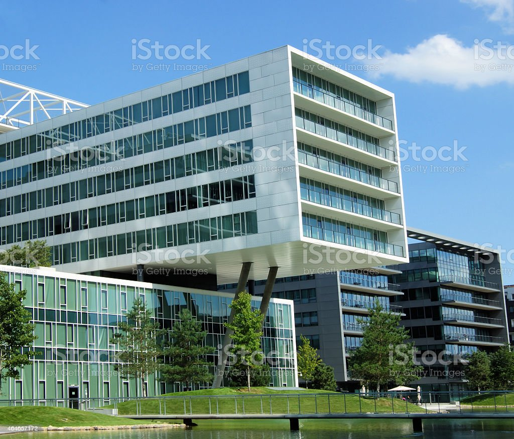 Bilderbuch Architektur stock photo