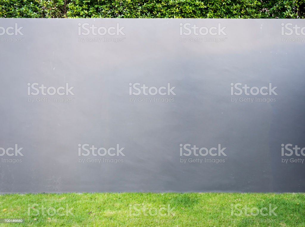 Billboard or copy space background on the city stock photo