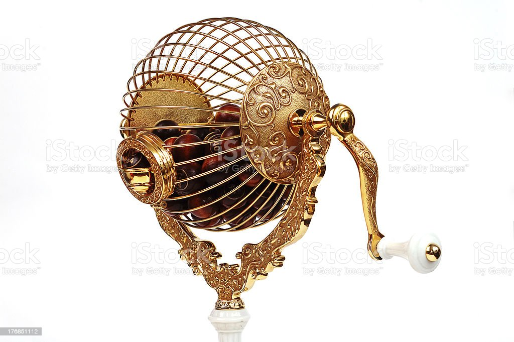 bingo sphere stock photo