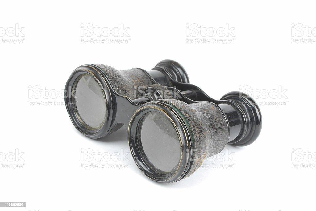 binocular royalty-free stock photo