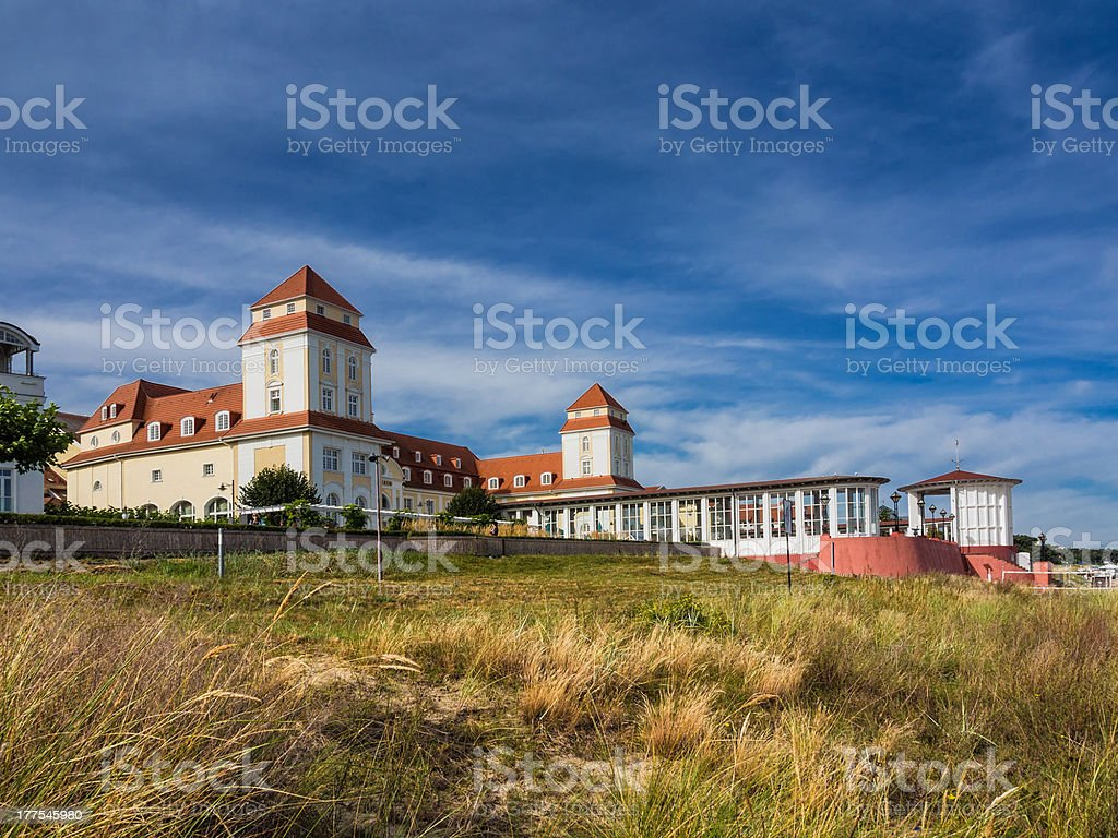 Binz stock photo