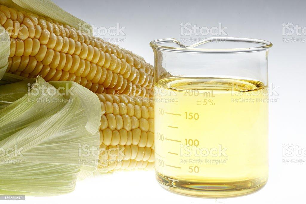 Bio Fuel still life stock photo