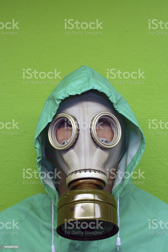 Bio Hazard royalty-free stock photo