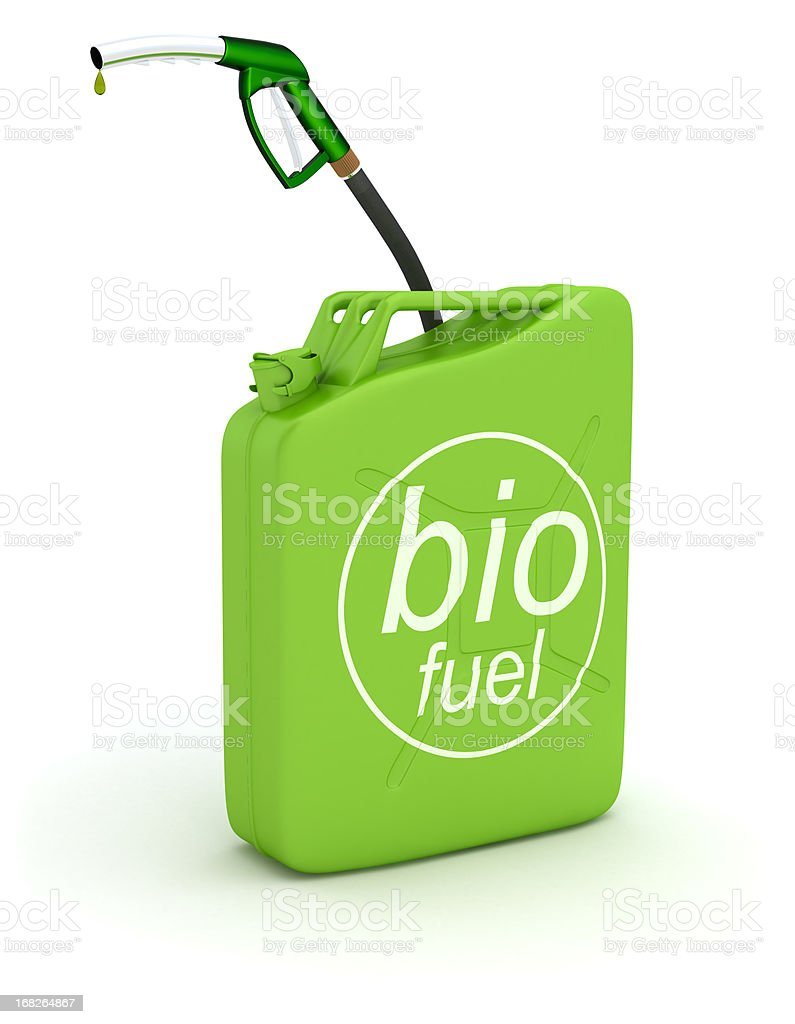 Biofuel royalty-free stock photo
