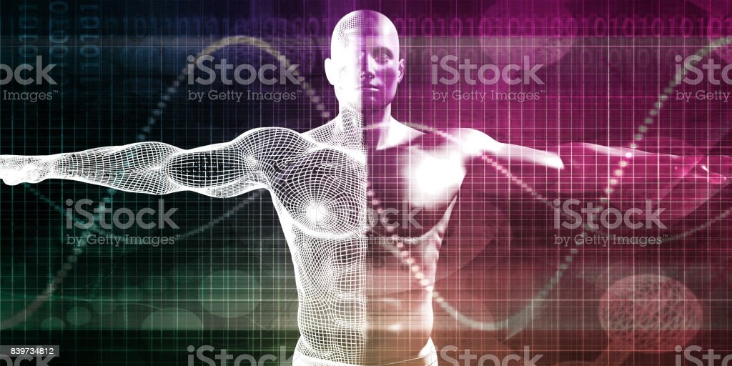 Biomedical Engineering stock photo