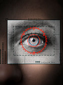 Biometric security scan