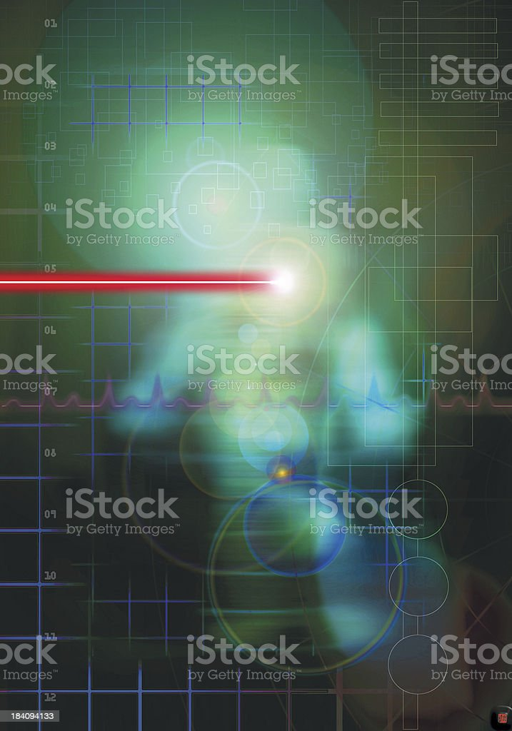 bionic royalty-free stock photo