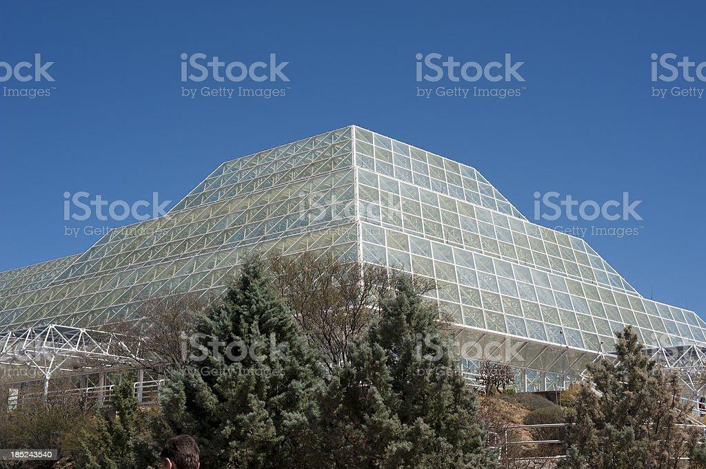 Biosphere 2 stock photo