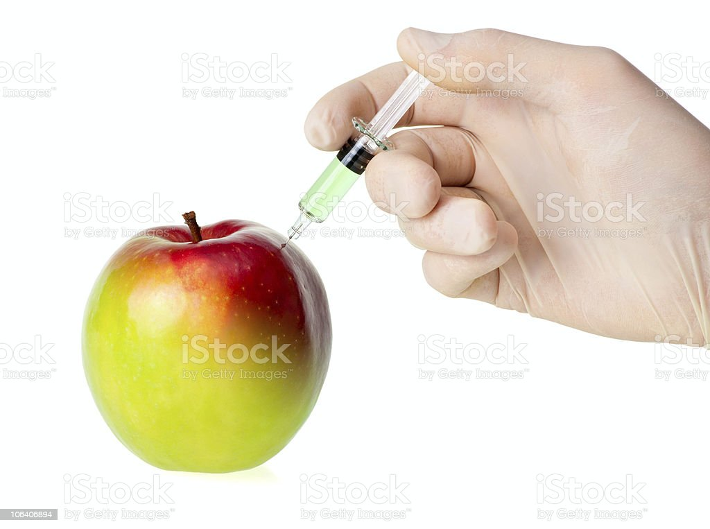 Biotechnology concept royalty-free stock photo