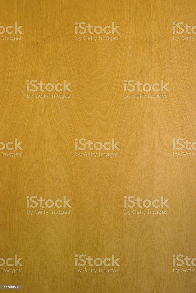 Birch Veneer royalty-free stock photo