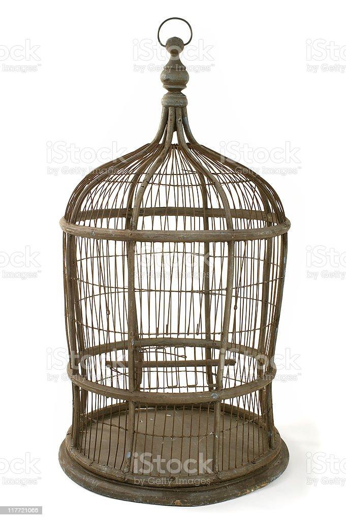 Birdcage royalty-free stock photo