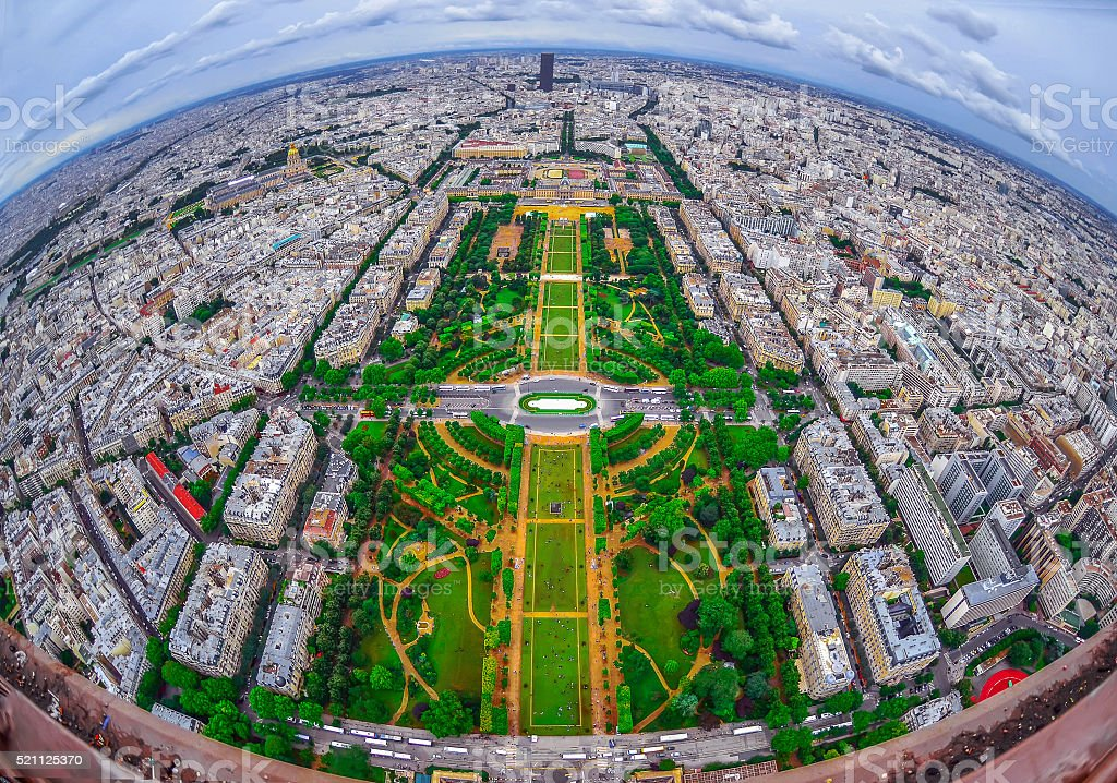 a view on the city of paris Visiting paris could be an overwhelming experience but with our paris top 10 attractions video guide, you will .