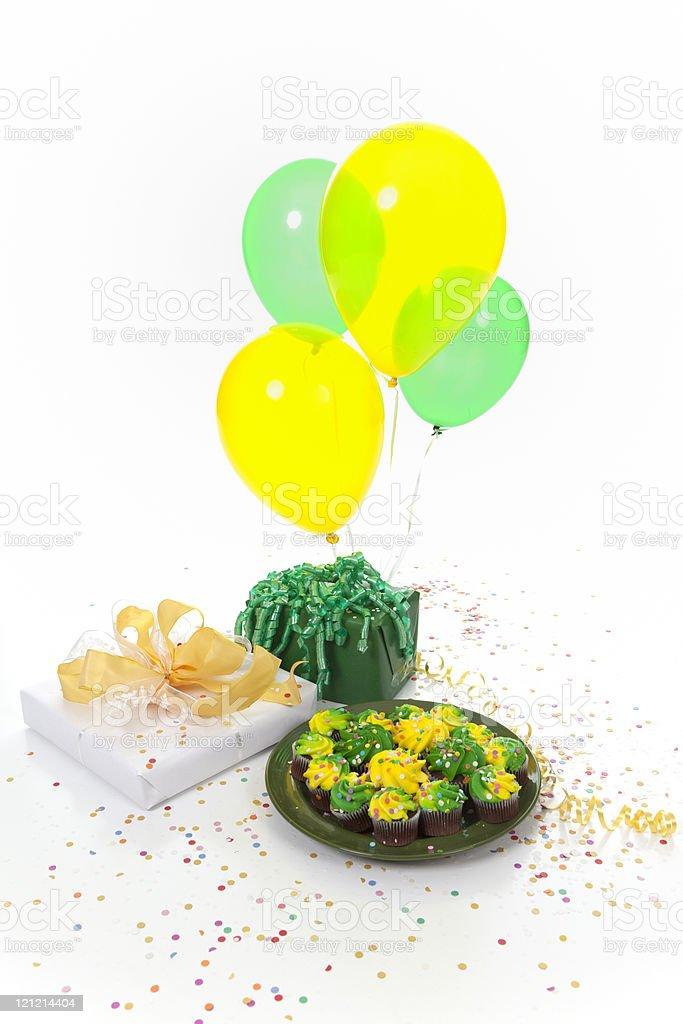 Birhday Party stock photo