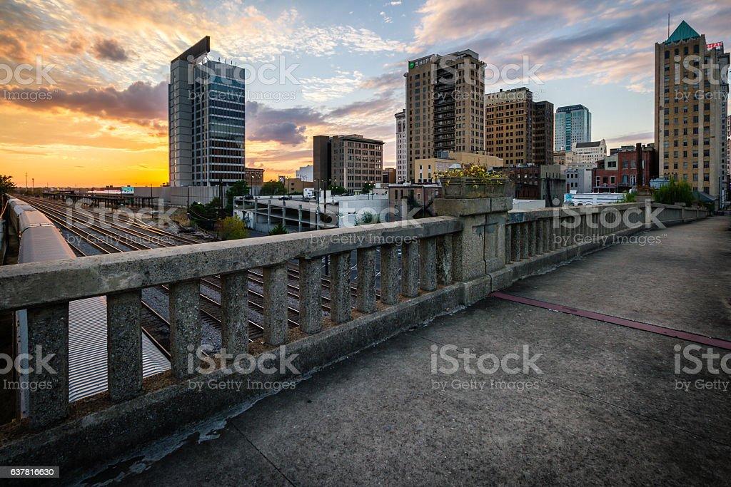 Birmingham, AL stock photo