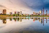Birmingham, Alabama City Skyline