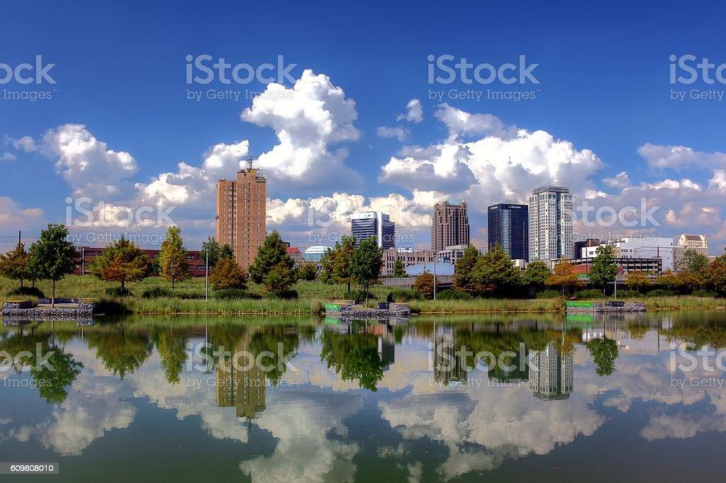 Birmingham, Alabama stock photo