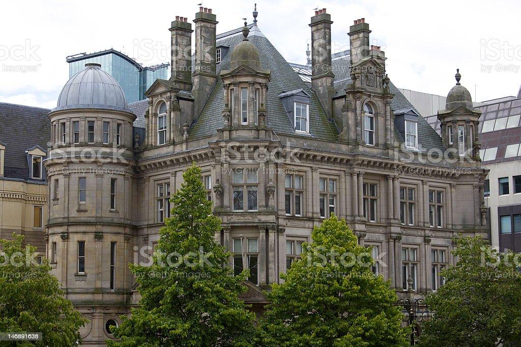 Birmingham Head Post Office royalty-free stock photo