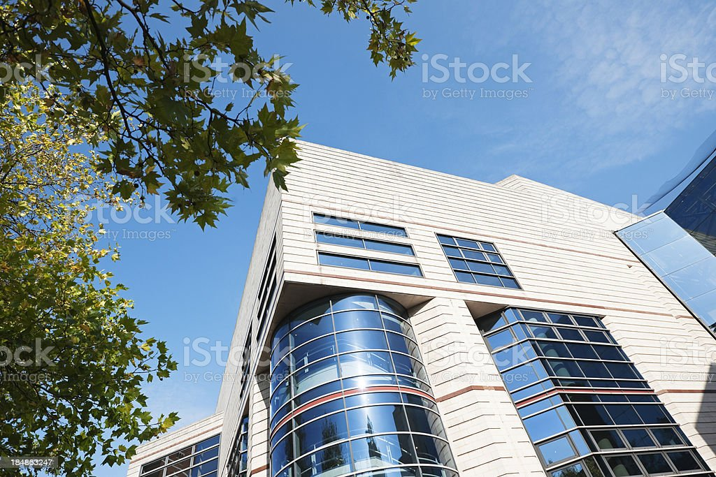 Birmingham International Convention Centre stock photo