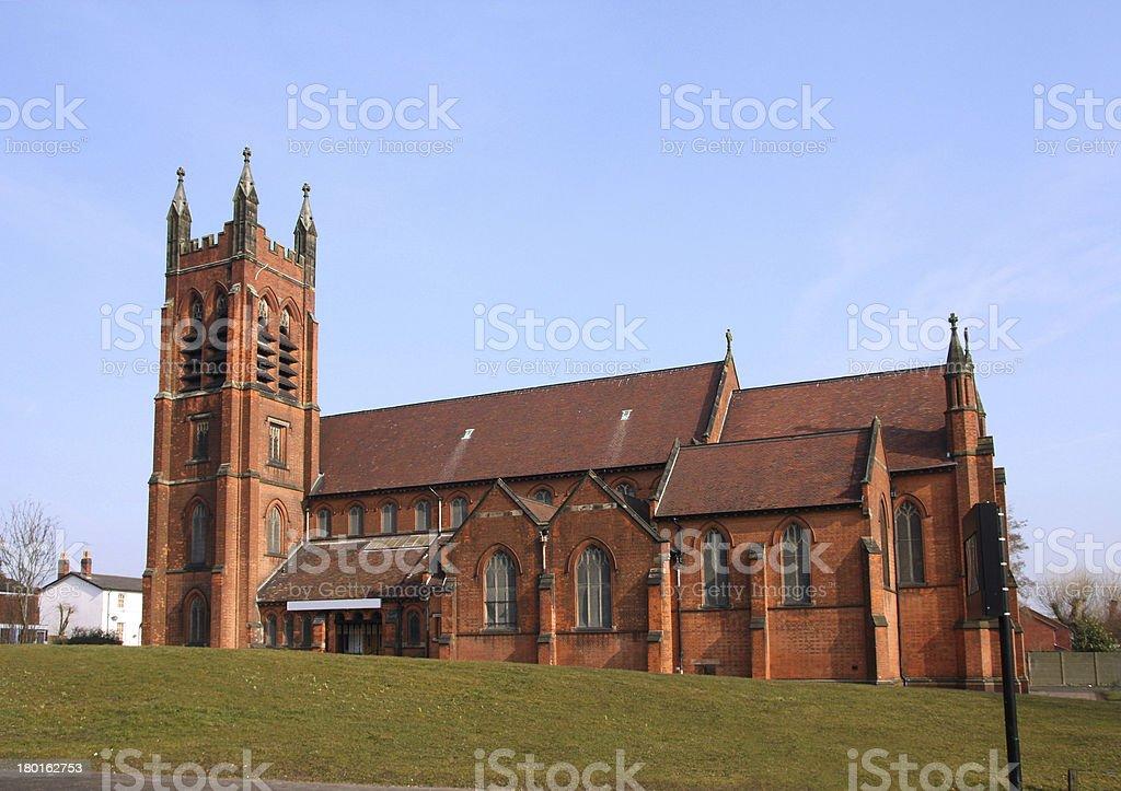 Birmingham royalty-free stock photo
