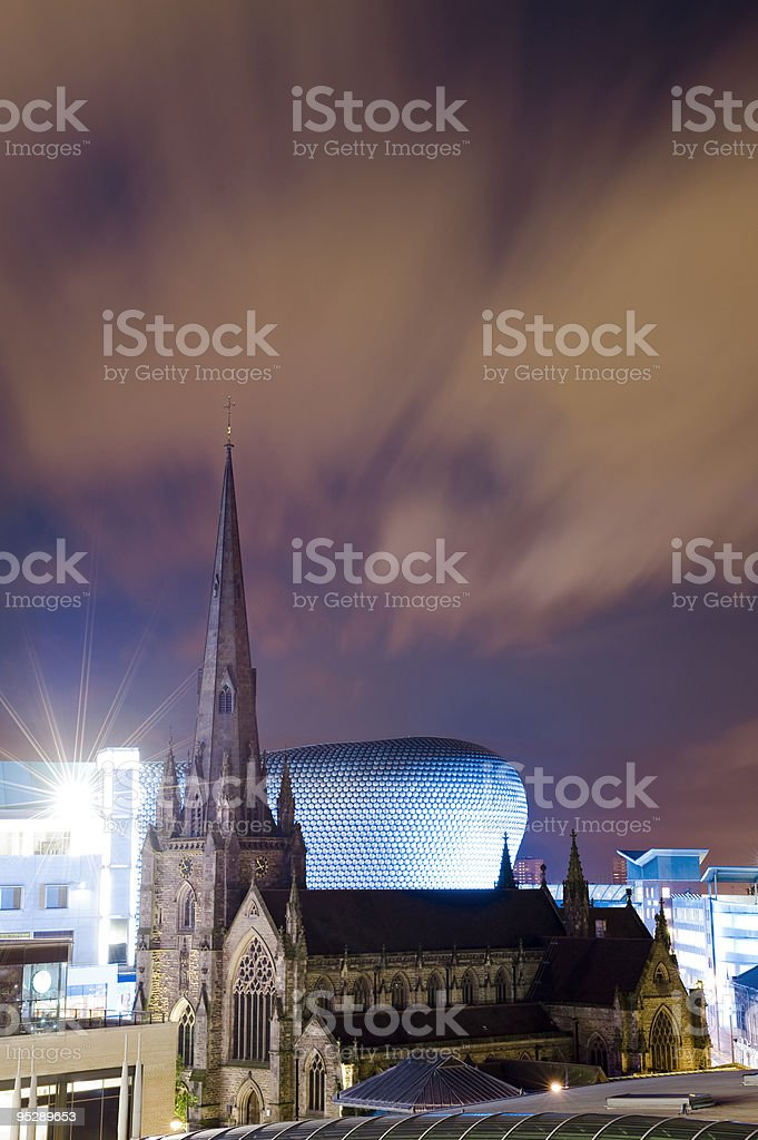 birmingham royalty-free stock photo