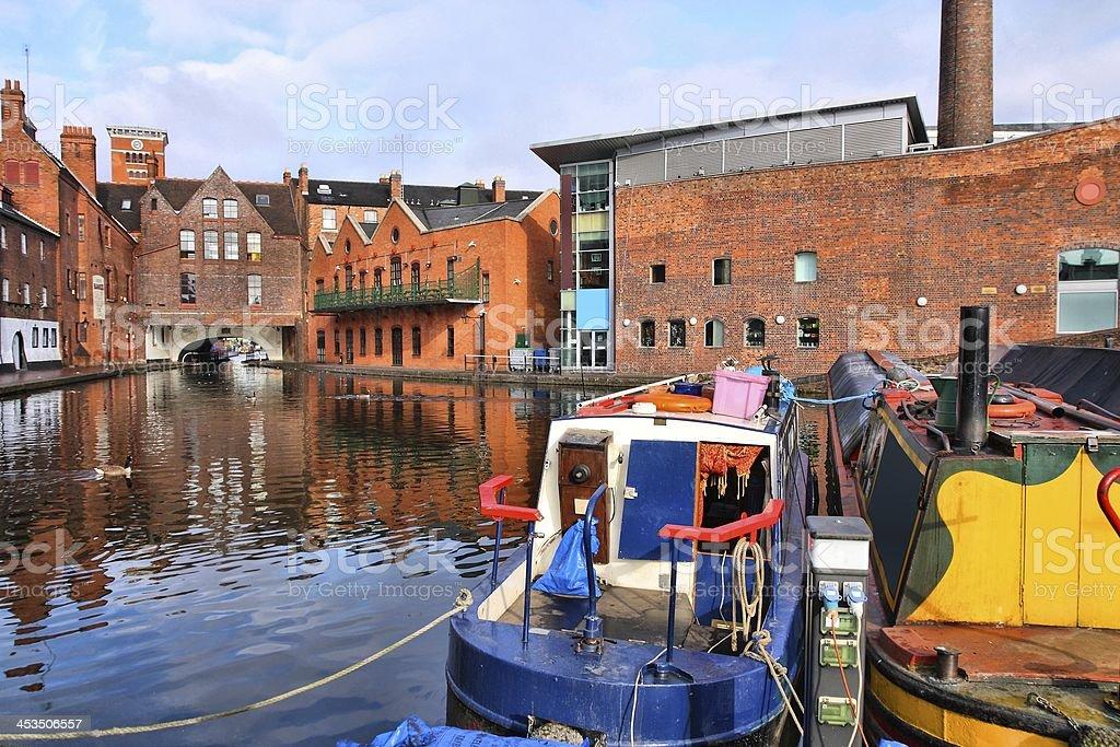 Birmingham, UK royalty-free stock photo