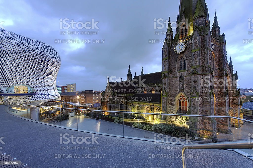 Birmingham, United Kingdom stock photo