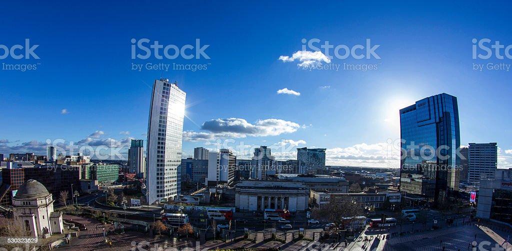 Birmingham,uk stock photo