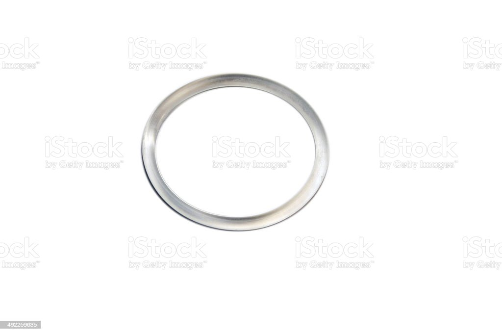 Birth Control Ring stock photo
