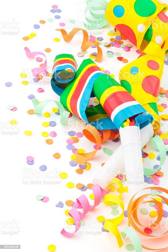 Birthday arrangement. stock photo