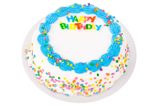 Blank Birthday Cake Pictures, Images and Stock Photos - iStock