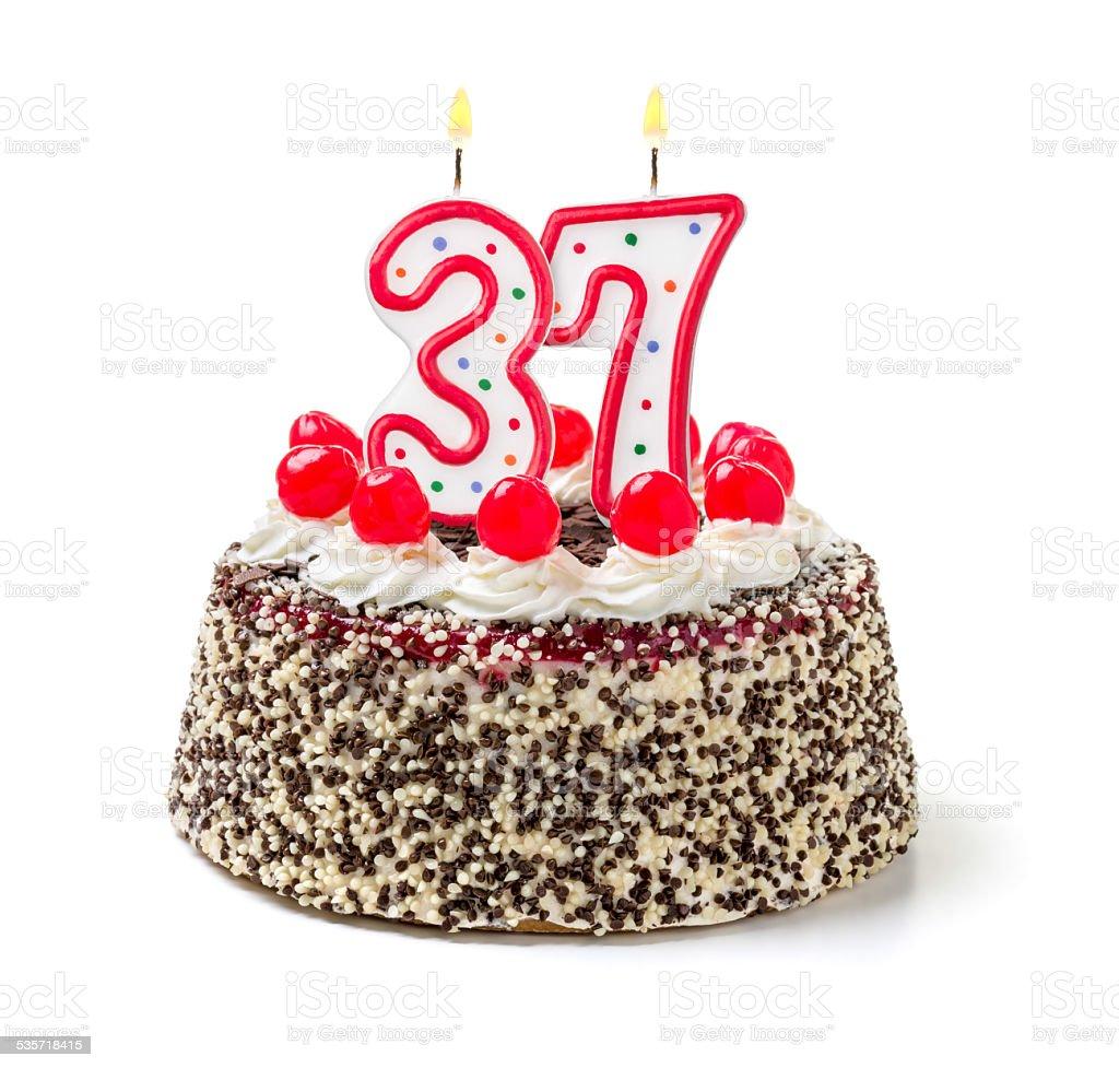 Поздравление с днём рождения с 37 летием 8
