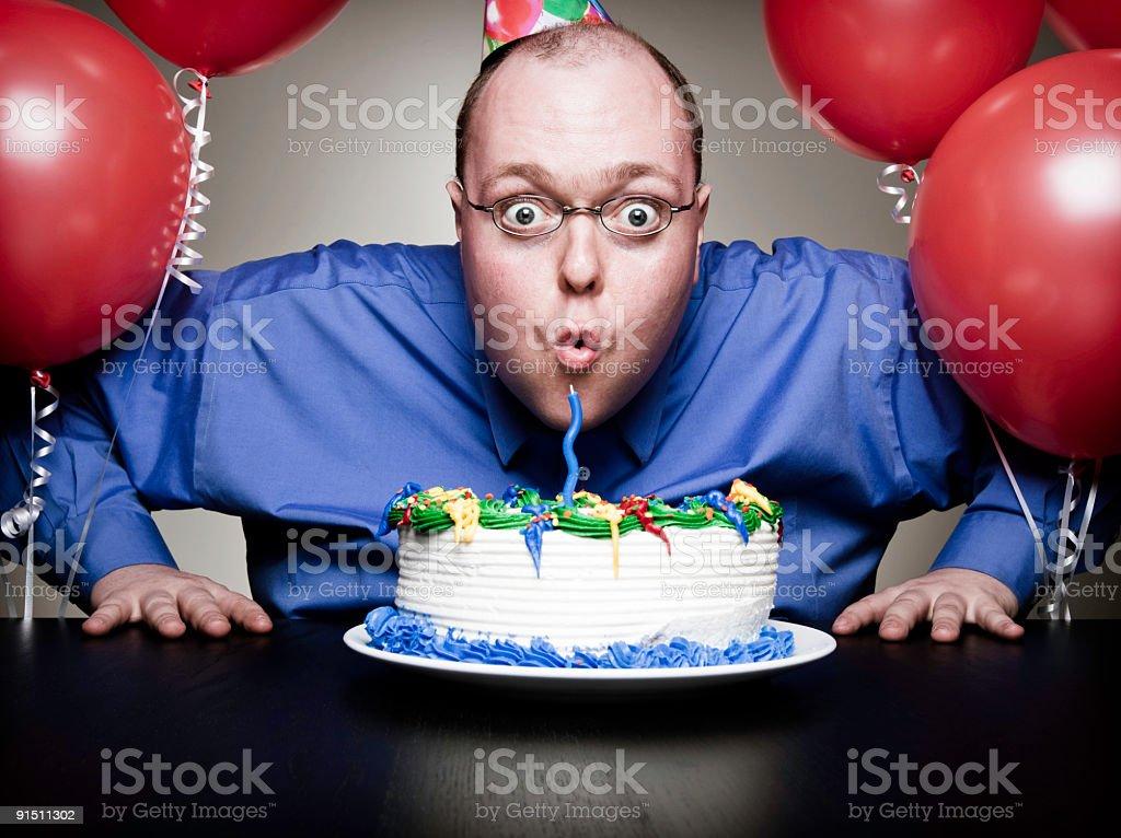 Birthday Celebrations stock photo