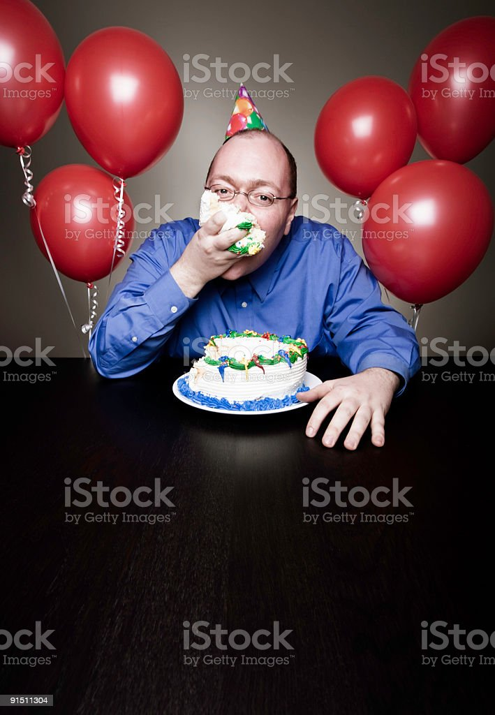 Birthday Celebrations stock photo