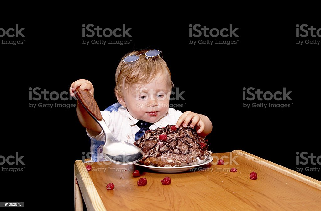 birthday royalty-free stock photo