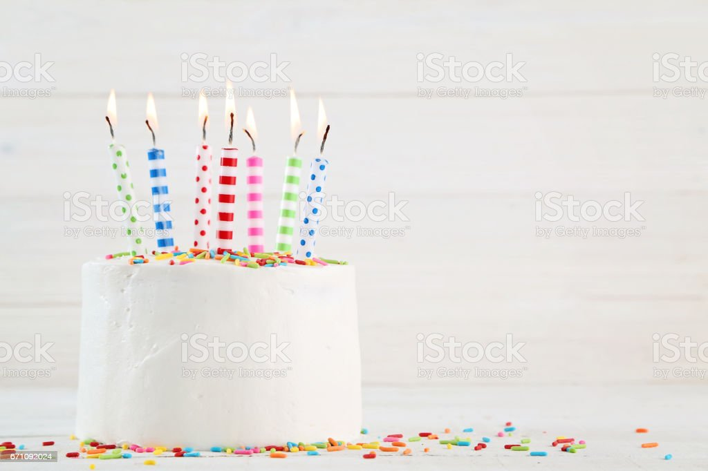 birthtday stock photo